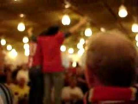Owen Hargreaves Song Alpha Hotel Moscow 2008