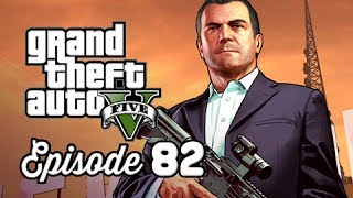 Grand Theft Auto 5 Walkthrough Part 82 - Gauntlet (GTAV Gameplay Commentary )