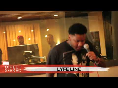 Lyfe Line (@Otlyfeline) Performs at Direct 2 Exec NYC 9/17/17 - Atlantic Records