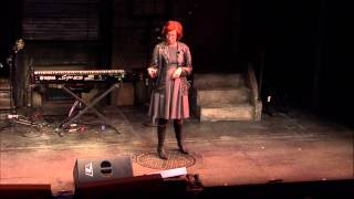 Find Your Knish: The Transformation Of Governor's Island | Leslie Koch | Tedxbroadway