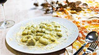 Sweet potato gnocchi | [House restaurant] Recipe transcription of Kuchina Channel
