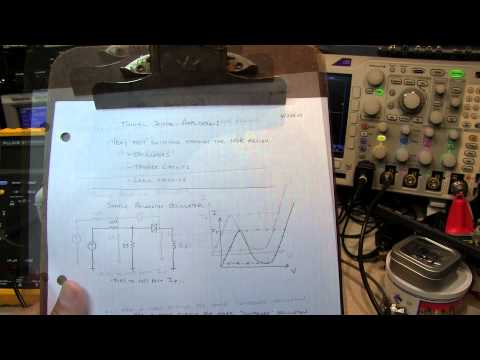 #204: Basics of Tunnel Diodes and their applications