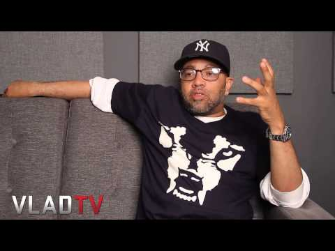 D-Dot Talks Tupac & Biggie's Early Friendship