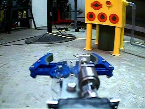 SEATIGER 2: ROV Wheelbase Valve Manipulation