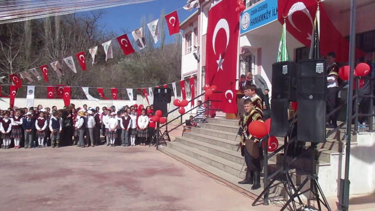 Ödemiş nevruzu Hamamköy'de kutladı (2)