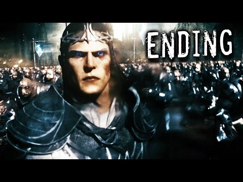 Middle Earth Shadow of Mordor ENDING  FINAL BOSS  Walkthrough Gameplay Part 30 PS4