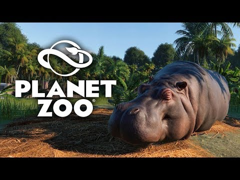 PLANET ZOO Early Gameplay Walkthrough & First Impressions -