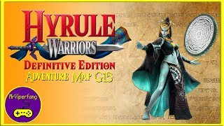 Hyrule Warriors (Switch): Adventure Map G15 -