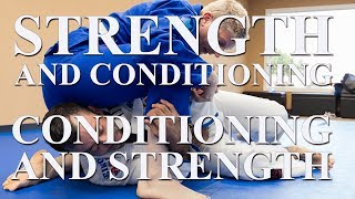 Strength and Conditioning - Conditioning and Strength (Audio Only)