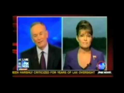 Bill O'Reilly Calling Out Sarah Palin