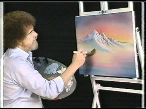 35 Happy Little Facts About Bob Ross Mental Floss