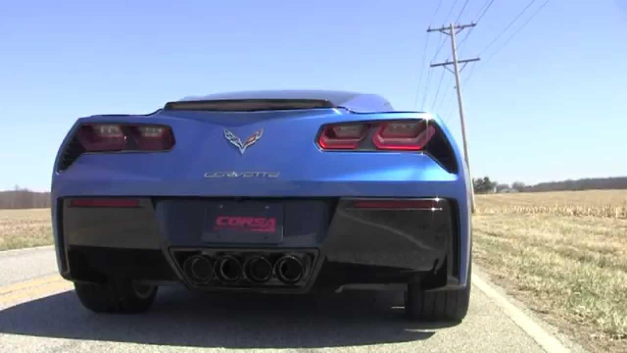 2014 corvette c7 xtreme exhaust youtube. Black Bedroom Furniture Sets. Home Design Ideas