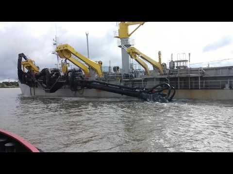 PINTA BRUGGE Belgian trailing suction hopper dredge