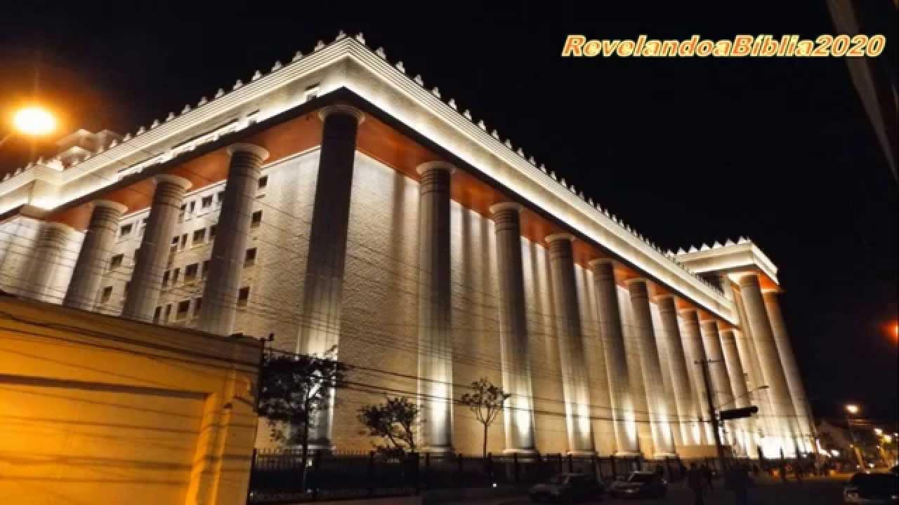 Mejores Fotos Del Templo De Salomón En Brasil