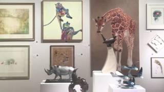 Wildlife Artist of the Year 2016