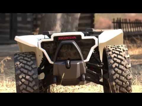 Honda's 3E Robotics Concepts just want to help people