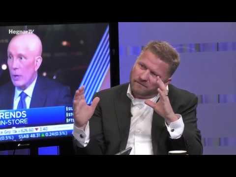 FriendUP Interview Hegnar TV