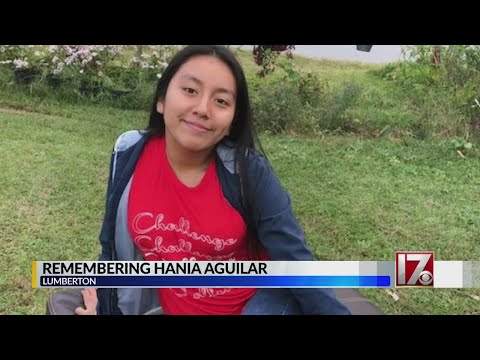 Hoping for justice, Lumberton community continue to mourn Hania Aguilar