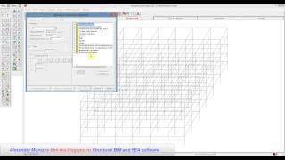 Редактирование базы металлопроката в SCAD Office 11.5