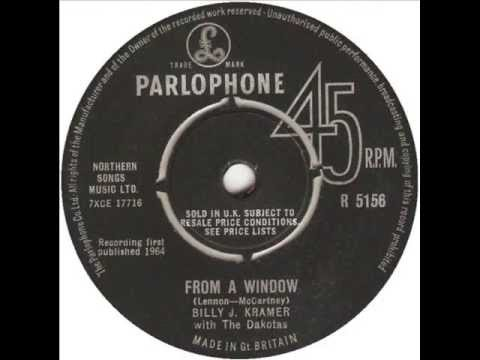 Billy J Kramer with the Dakotas - From a window (1964)