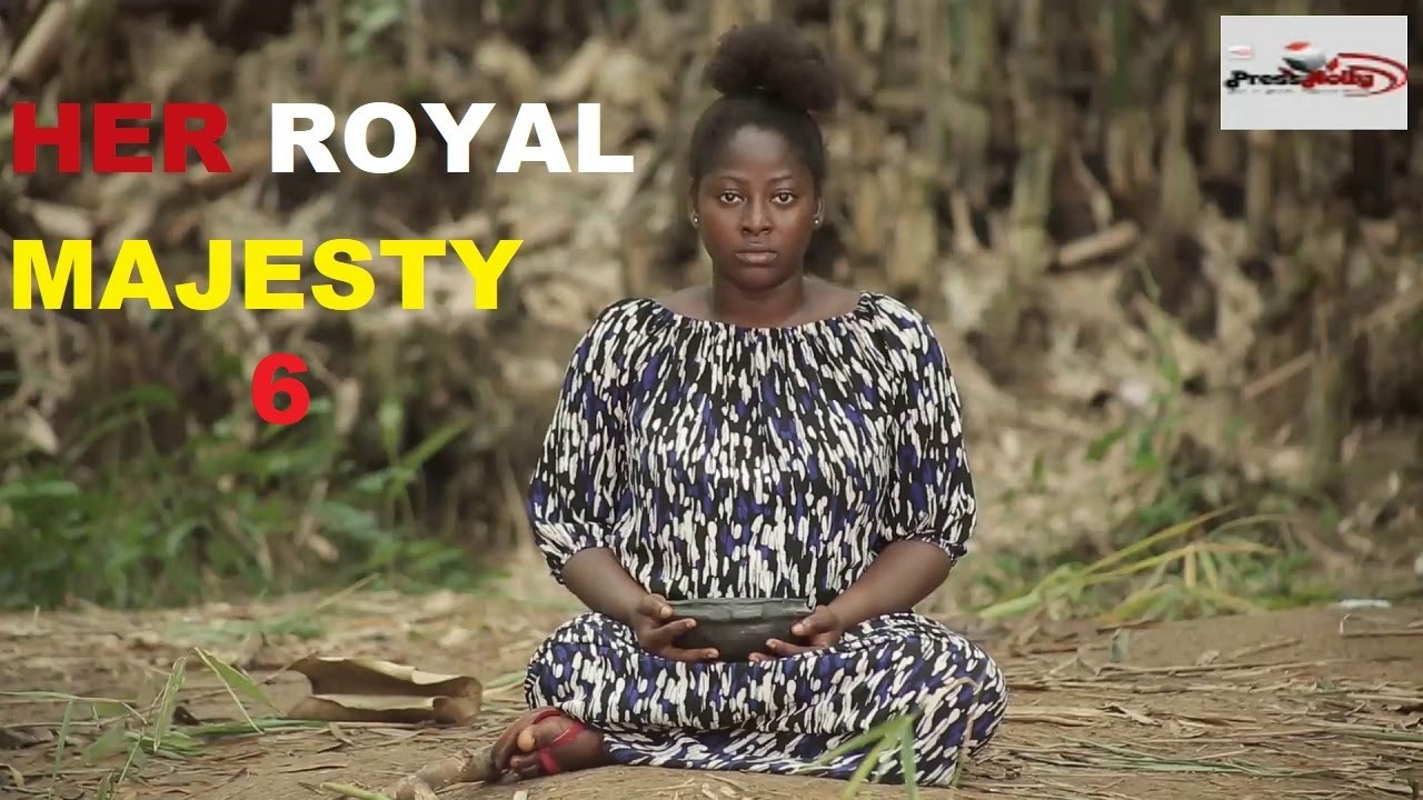 Download HER ROYAL MAJESTY Season 6 - ZUBBY MICHAEL   2021 LATEST NIGERIAN NOLLYWOOD MOVIES   2021 NEW MOVIE