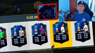 LO DESPIERTO PORQUE VIENE LO GORDO - FIFA 17 TOTY thumbnail