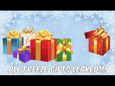 ALL GIFTS LEAKED!! ULTIMATE FREEZE!! - Madden 17 Ultimate Team ...