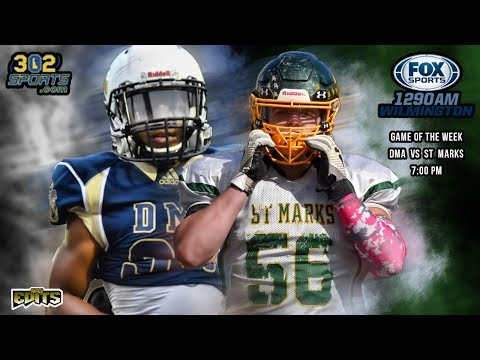 High School Football - WATCH: DMA vs. St. Mark's (10/19/18)