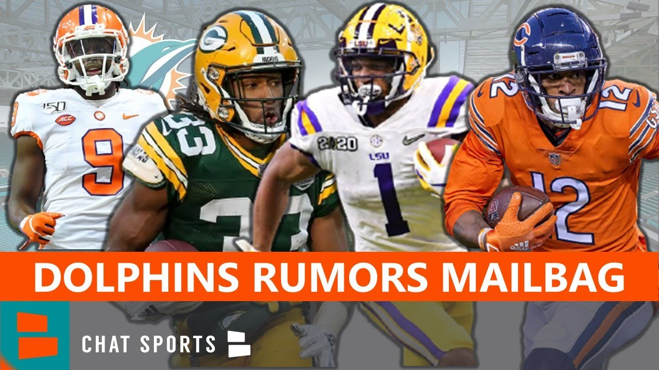 Dolphins Rumors Mailbag: Sign Aaron Jones Or Allen Robinson? Draft Travis Etienne Or Backup For Tua?
