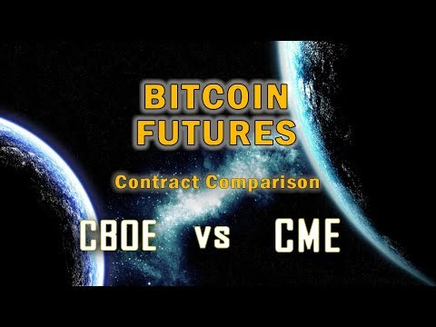 CBOE And CME Bitcoin Futures Contracts Comparison | Bitcoin Futures Introduction | Crypto Wizards
