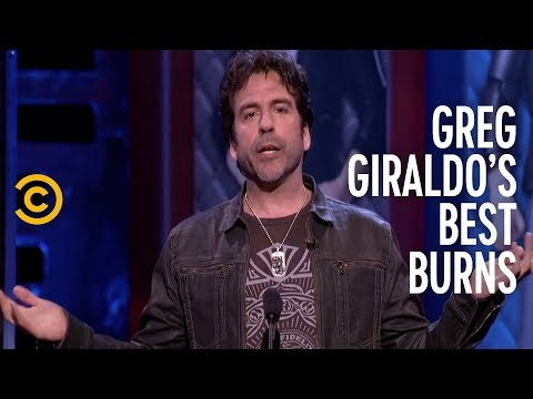Remembering Greg Giraldo's Best Burns