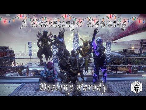 A Deathsinger Dawning - Destiny Parody