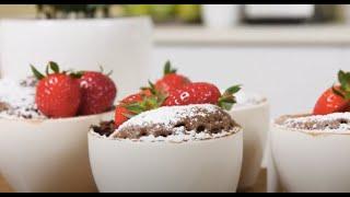 SKONIO IŠŠŪKIS | Šokoladinis pudingas puodeliuose | 2020