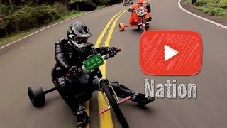 Trike Drifting Through Taiwan | YouTube Nation | Monday