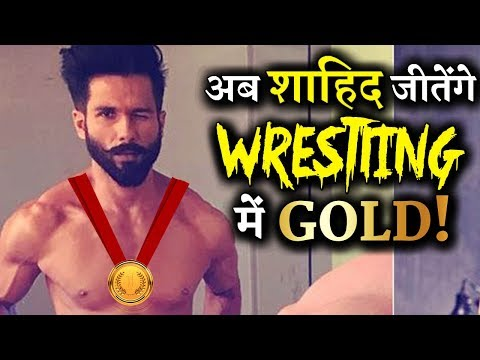 Shahid Kapoor Portray Wrestler Dingko Singh'S Character in His Biopic
