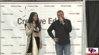 "Mr.Faisal Akhtar local Singer singing a Hindi song at ""Creative Edge"" Bridal Show 2014"