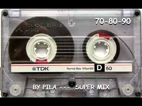 MUSICA AÑOS 80-90 QUE MARCARON UNA EPOCA SUPER MIX -BY PILA-
