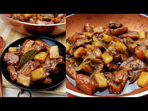 Pork Hamonado Recipe