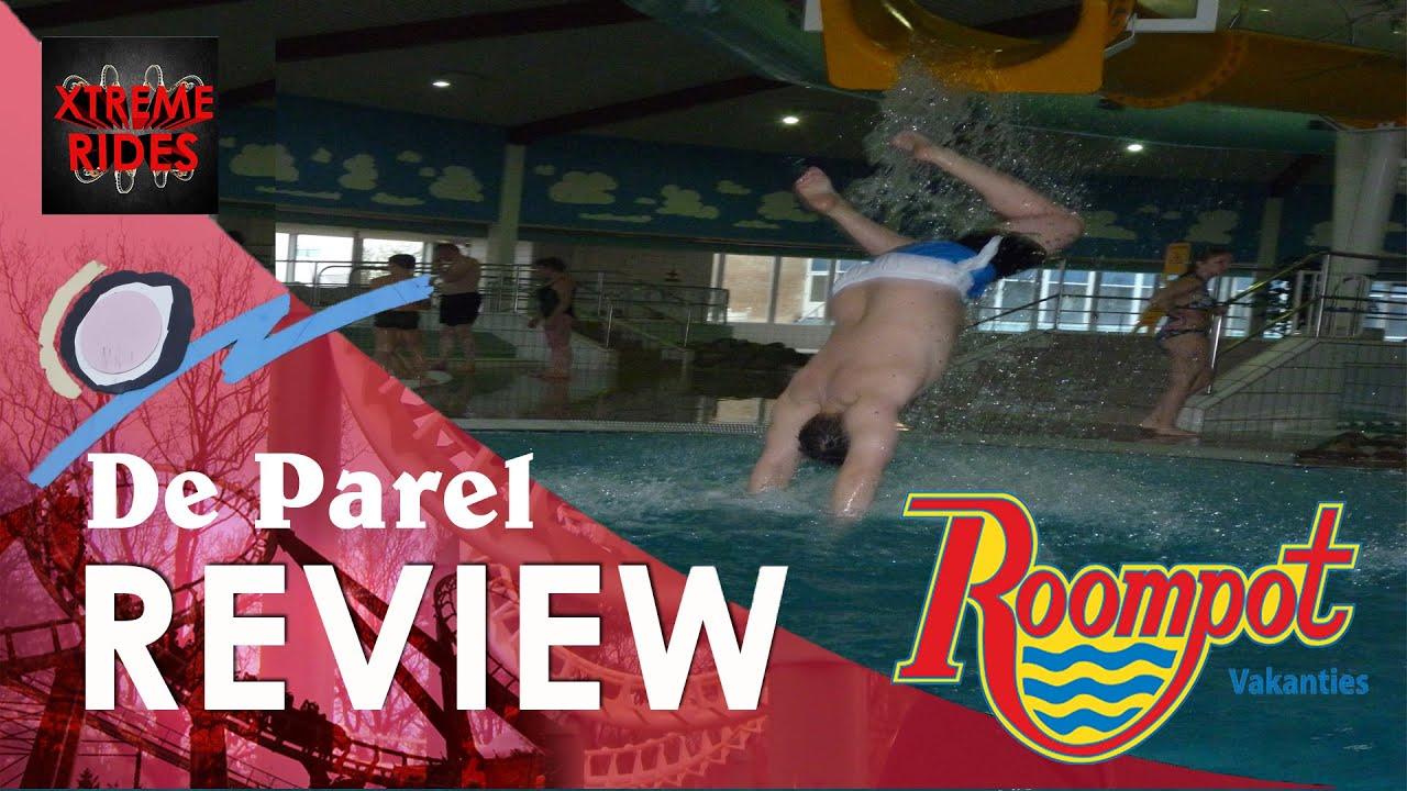 Review Zwembad Roompot De Parel Domburg Zeeland Nederland Youtube