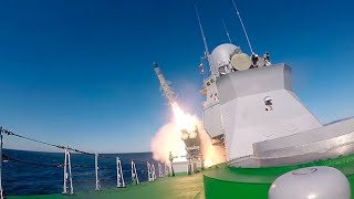 ВМФ России в действии: лучшие кадры последних лет