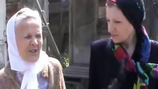 Стояние Зои  Молебен у часовни возле дома, где произошло чудо, стояние окаменевшей Зои куйбышевской