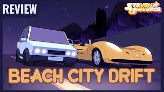 Steven Universe Review - Beach City Drift