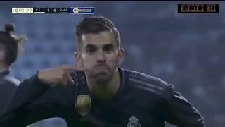 CELTA 2-4  REAL MADRID highlights goals resumen goles