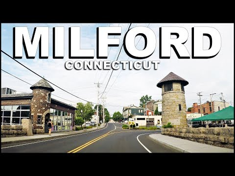 MILFORD Connecticut - BIG Town With A SMALL Heart! Don't Move Here