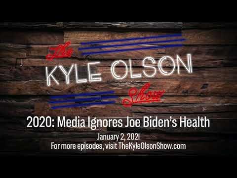 Media Ignores Joe Biden's Health :: The Kyle Olson Show