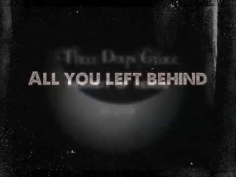 Chalk Outline - Three Days Grace (Lyrics)