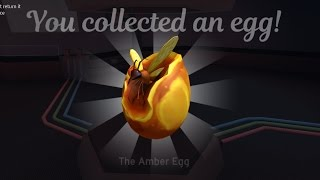 The Amber Egg ROBLOX Egg Hunt 2017 Tutorial