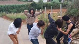 Baixar ENCONTRAMOS UM ESPIRITO NA CASA ABANDONADA!! (ft. Naijo Twill)