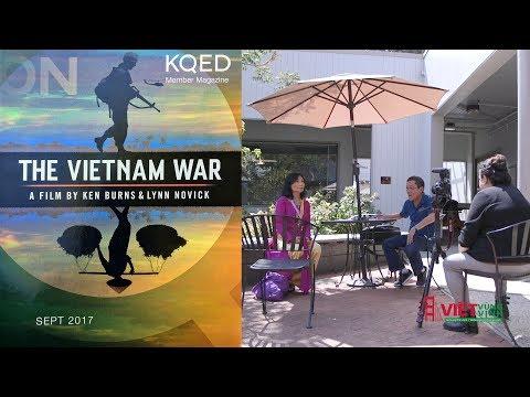 """Phim """"The Vietnam War"""": Người Việt Bắc Cali đã nói gì với đài KQED?"""