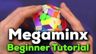 Download lagu How to Solve a Megaminx Simple Beginner Tutorial MP3